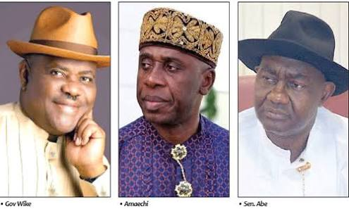 Rivers 2019: Three Friends In Serious Battle