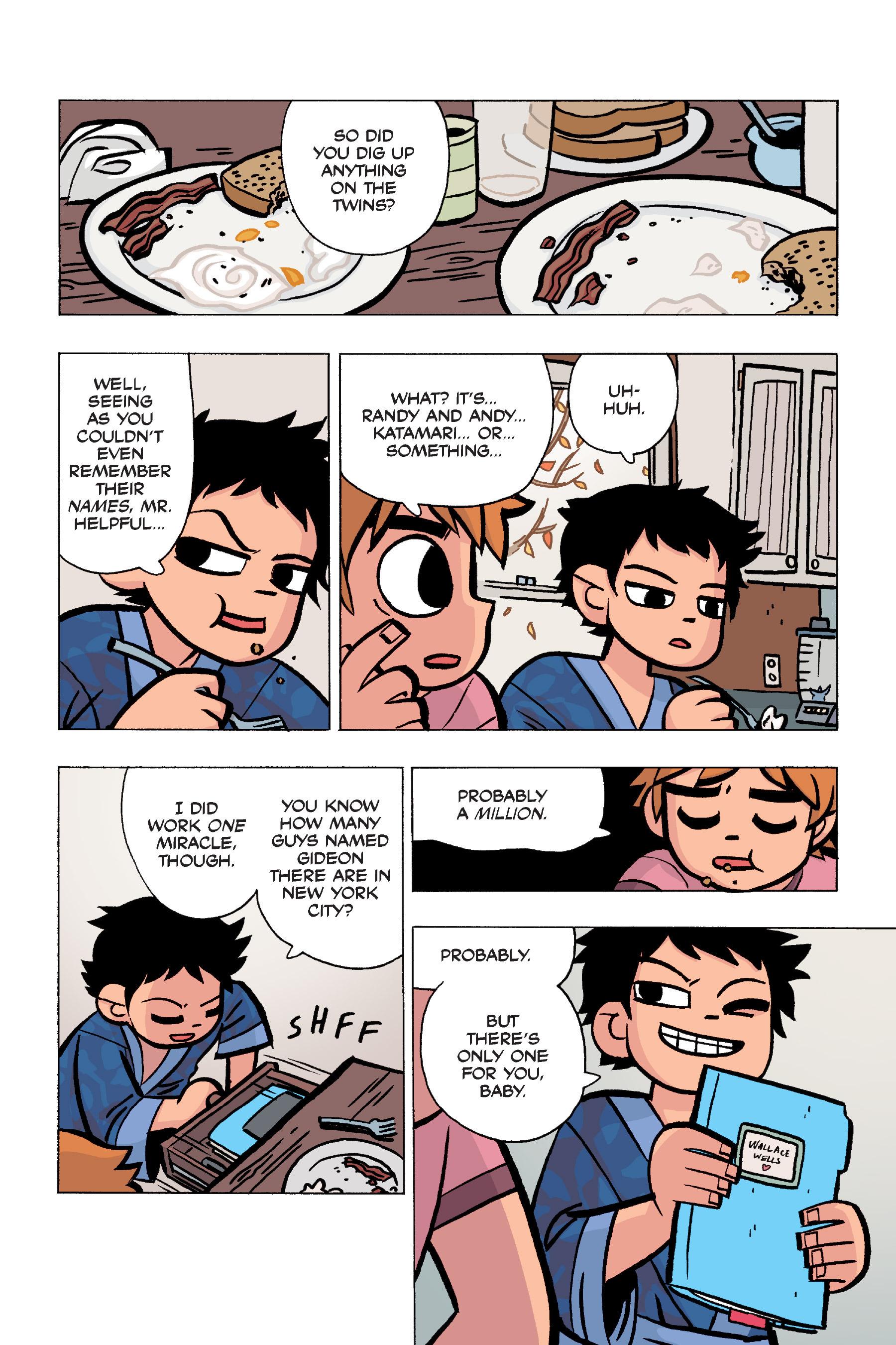 Read online Scott Pilgrim comic -  Issue #5 - 63
