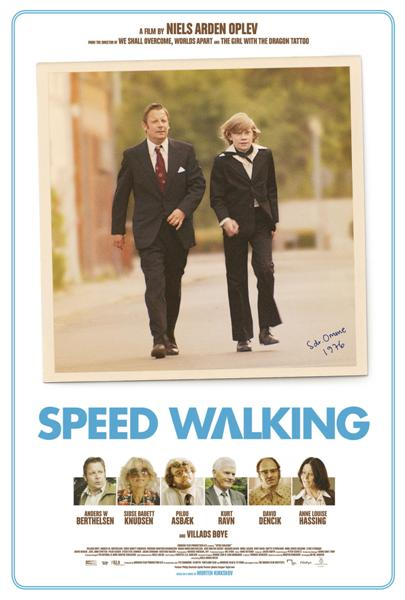 Kapgang - Speed Walking - Pelicula - 2014 - Dinamarca