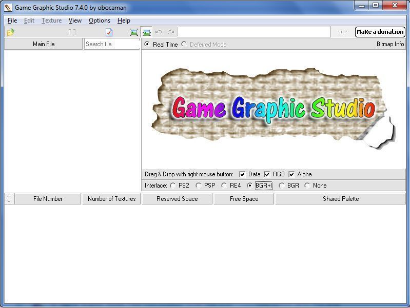 game graphic studio 7.4.0 pes6