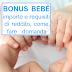 Bonus Bebè: Domanda, Requisiti e Importo dell'Assegno di Natalità