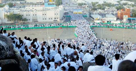 Dari Muzdalifah, Para Jamaah Haji Mulai Bergeser Ke Mina, Menag Minta Petugas Awasi Pergerakan Jamaah
