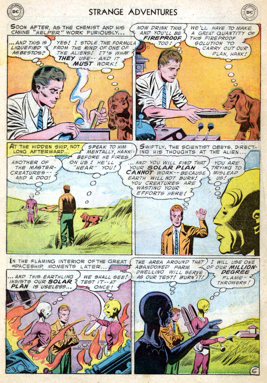 Strange Adventures (1950) issue 62 - Page 8