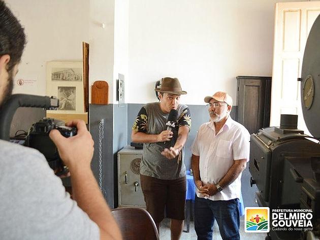 Atrativos turísticos de Delmiro Gouveia serão destaques no Programa Agitação da TV Pajuçara