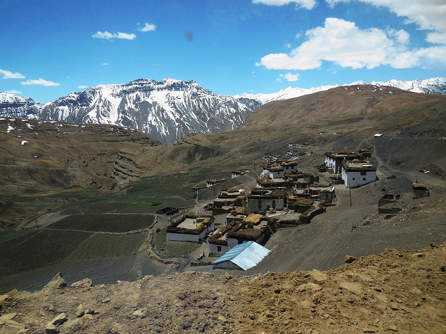 Hikkim village