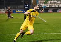 Τα στιγμιότυπα του αγώνα Λεβαδειακός - Αστέρας Τρίπολης 1-1