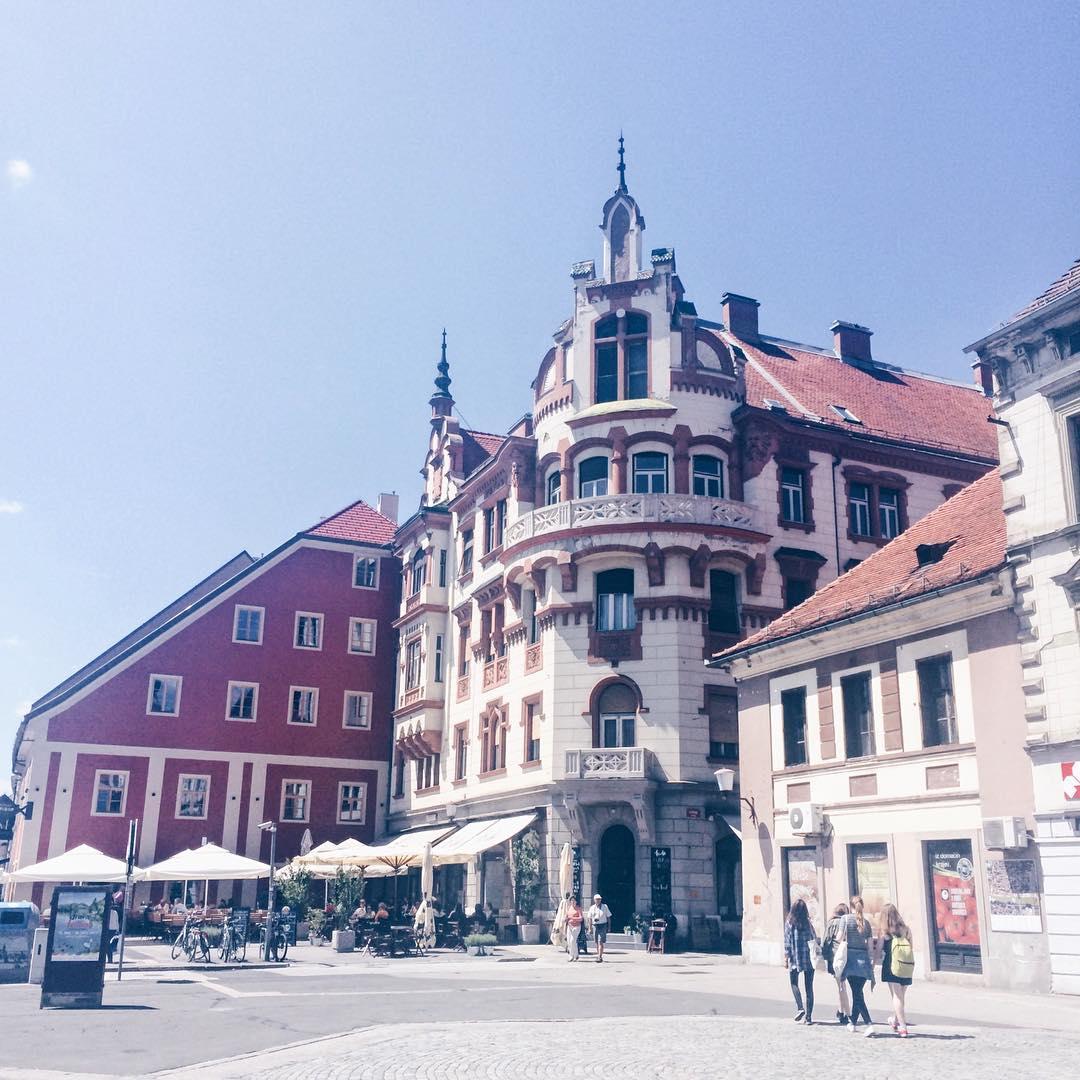 Maribor Słowenia podróże weekend