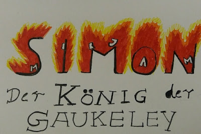 Lettering: Simon - Der König der Gaukeley