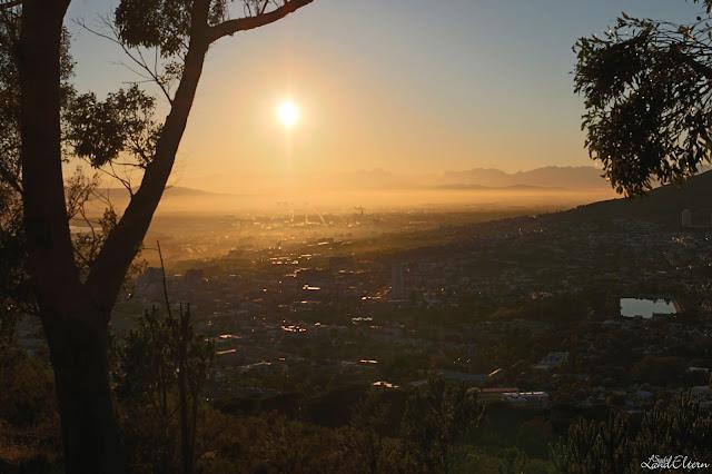 South Africa - Cape Town - Lions Head - Sunrise