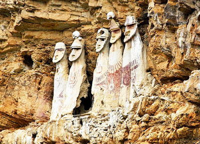 Sarcofagos de Karajia, Chachapoyas, que ver en Chachapoyas