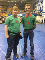 Catholic's Science Olympiad Team Successful in Huntsville 3