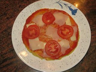 PIZZA A LA SART�N