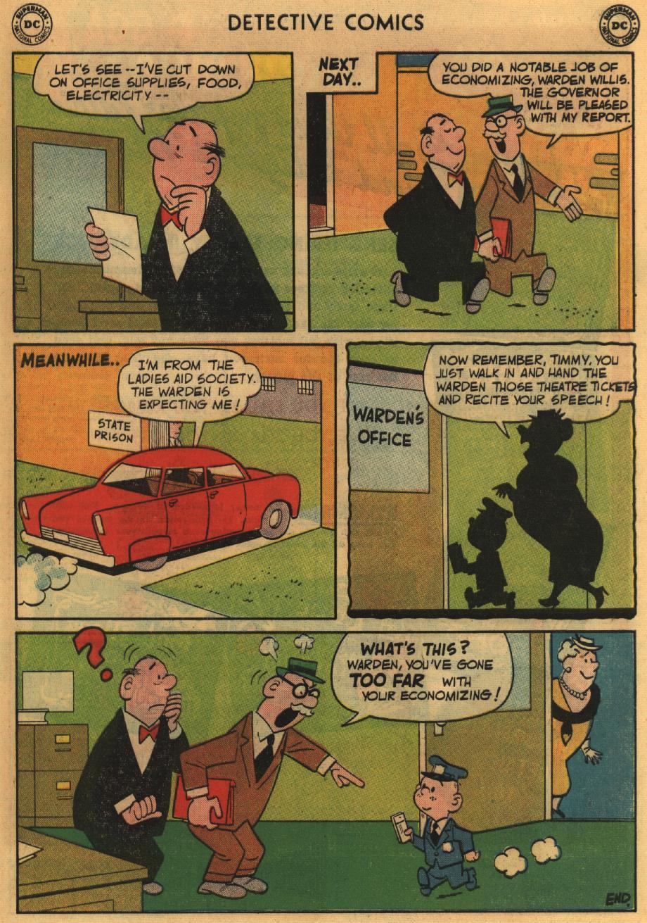 Detective Comics (1937) 256 Page 32