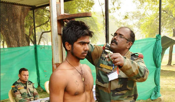 Sahibganj Army Rally, Indian Army Rally, Open Bharti Rally