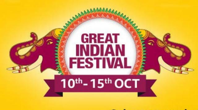 amazon great indian festival 2018