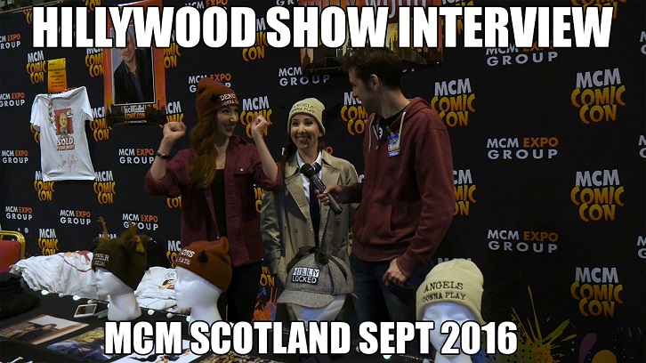 The Hillywood Show - Sherlock Parody, Supernatural Parody and more Interview [VIDEO]