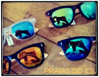 Marca de Óculos Notória lança Coleção inspirada nas Praias Capixabas!
