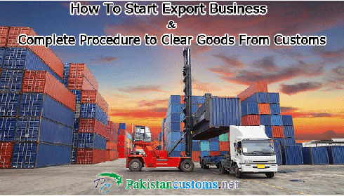 Procedure-to-Clear-Goods-From-Customs