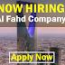 Al Fahd Company Saudi Arabia - Latest Job Opportunities 2019
