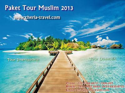 paket tour wisata muslim