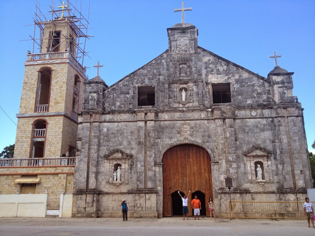 Saints Peter and Paul Church Cebu Tourist Spot in Bantayan