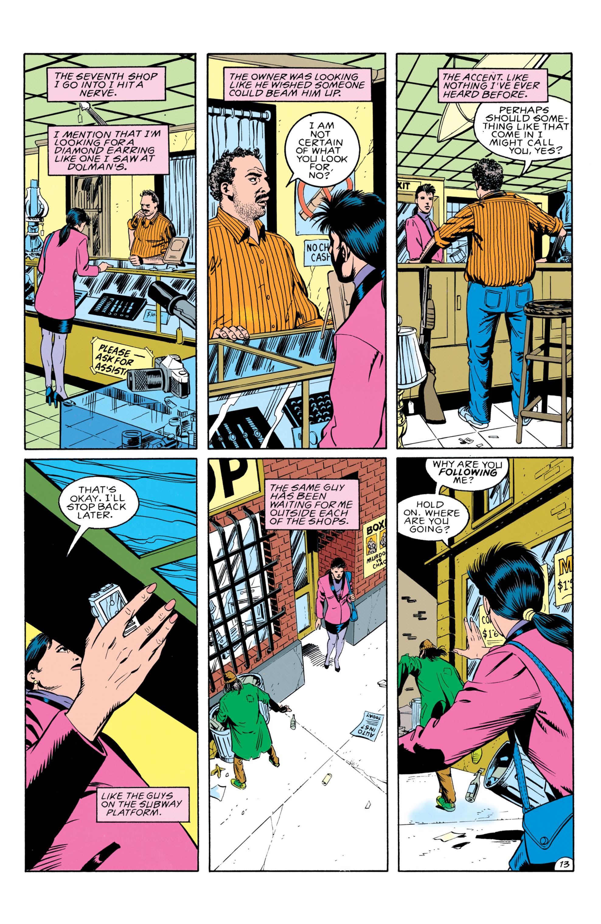Detective Comics (1937) 652 Page 13