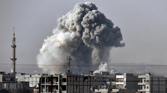 Mesir Serang Kamp Jihadis, Balas Tembakan ke Jemaat Koptik
