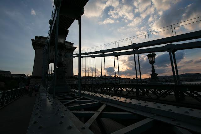 Ponte delle catene-Budapest