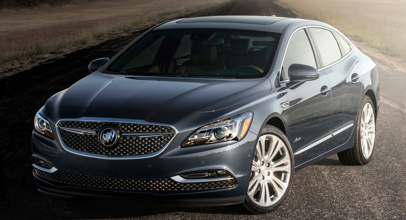 2018 buick lacrosse avenir starts at a very cadillac like 45 795. Black Bedroom Furniture Sets. Home Design Ideas