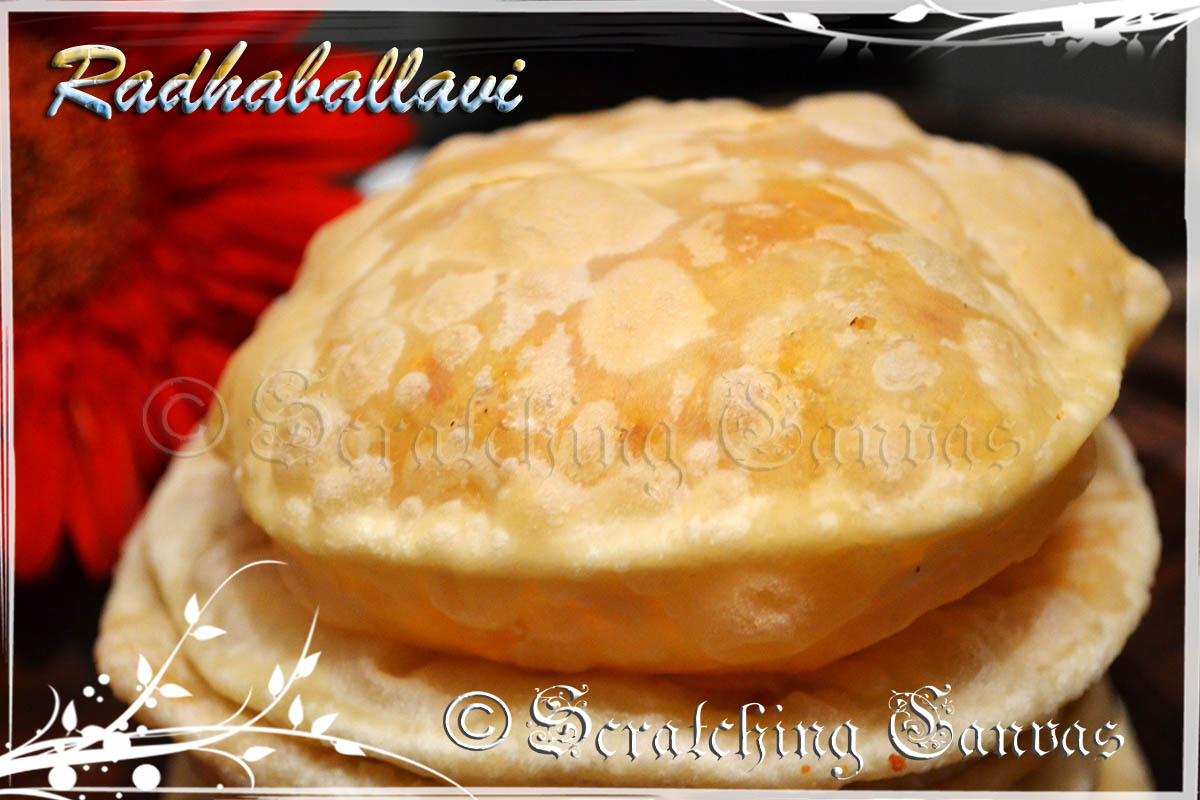 Radhaballabhi | Radhaballavi, Cholar Dal , Jhal Alur Dom