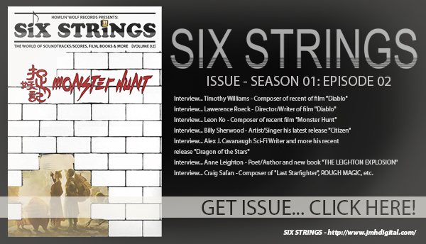 Six Strings - Issue 2 [2016]