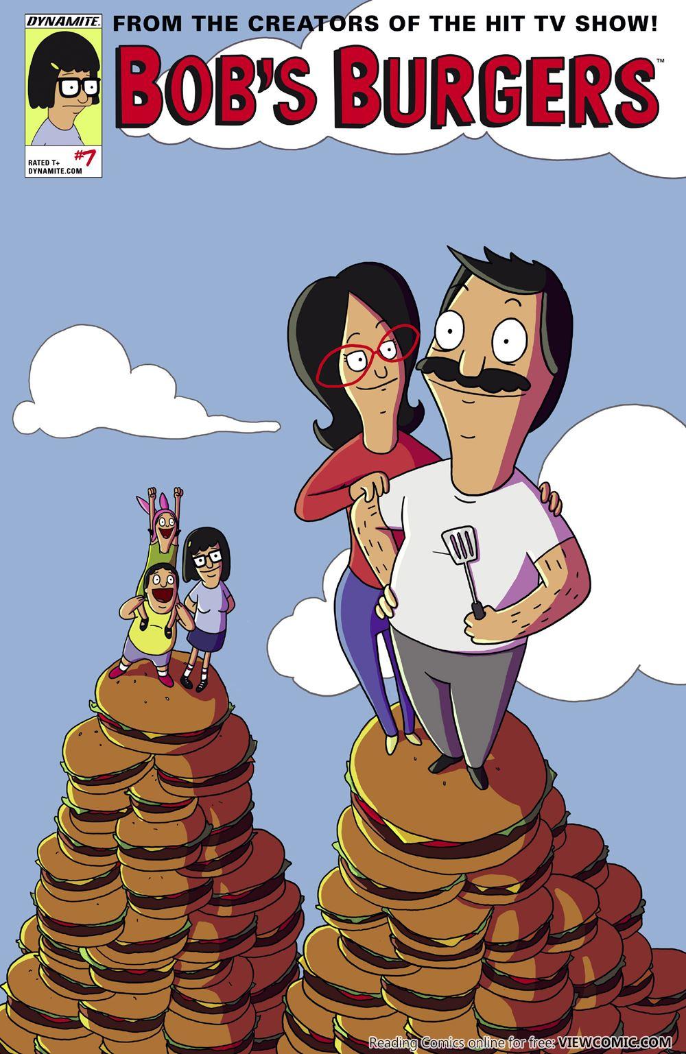 Free Bobs Burgers Porn bob's burgers | viewcomic reading comics online for free 2019