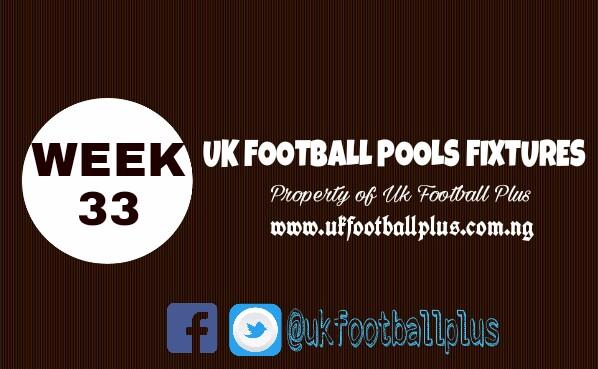 Top Five Week 33 Pool 2019 - Circus