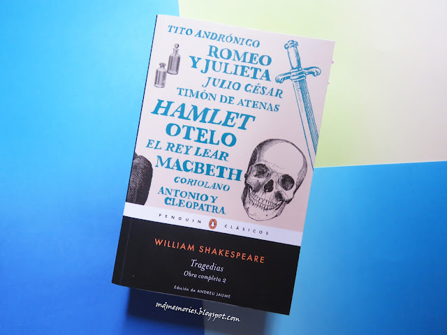 william shakespeare romeo y julieta tito andrónico