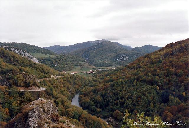 Valle del Roncal (Navarra).