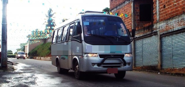 Mais uma van que faz linha Alagoinhas/Catu/Pojuca é assaltada