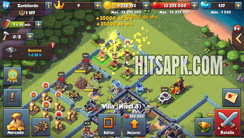 Total Conquest MOD APK terbaru
