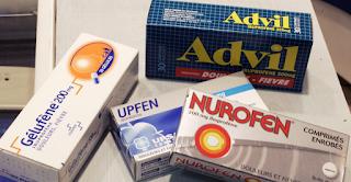 Advil, Nurofen and Ibuprofen