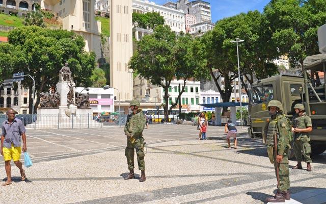 Marinha abre concurso com 59 vagas para Salvador; Aeronáutica e Exército também