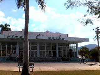 Cine Caribe, El Cubano, Colombia, Buenaventura