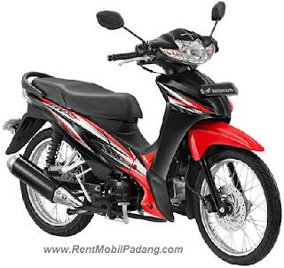 Sewa Motor Revo di Bogor