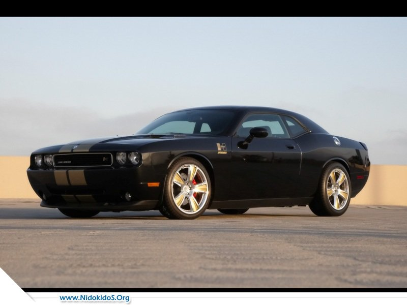 Foto Coolest Dodge Challenger Ever