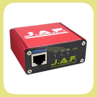 Download Jaf Box Latest Version With USB Driver