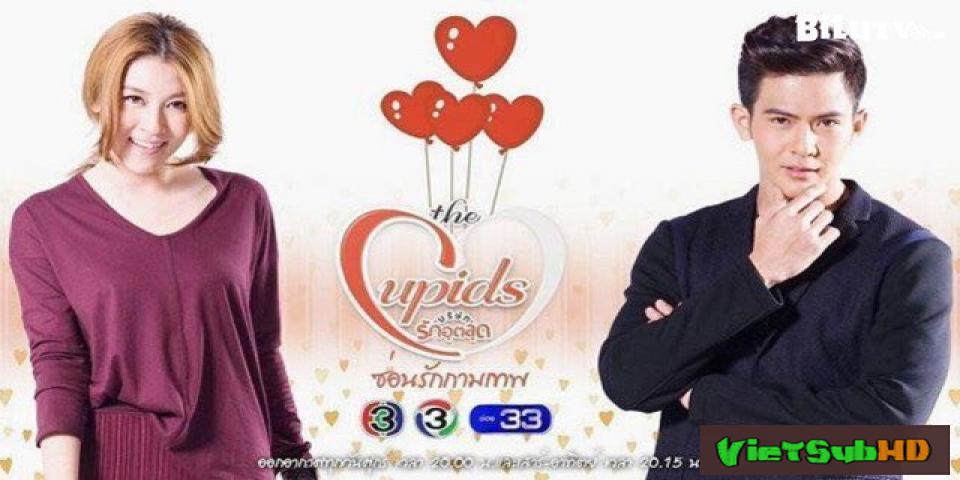 Phim Thần Mai Mối 5: Nàng Sợ Trai Và Họa Sĩ Đào Hoa Tập 7/7 VietSub HD | The Cupid Series 5: Sorn Ruk Kammathep 2017
