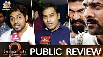 Baahubali 2 Public Review : The Conclusion | Prabhas, SS Rajamouli, Anuskha