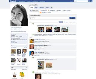 فيس بوك 2008