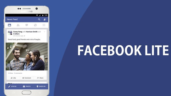 Facebook Lite App 2017 Download