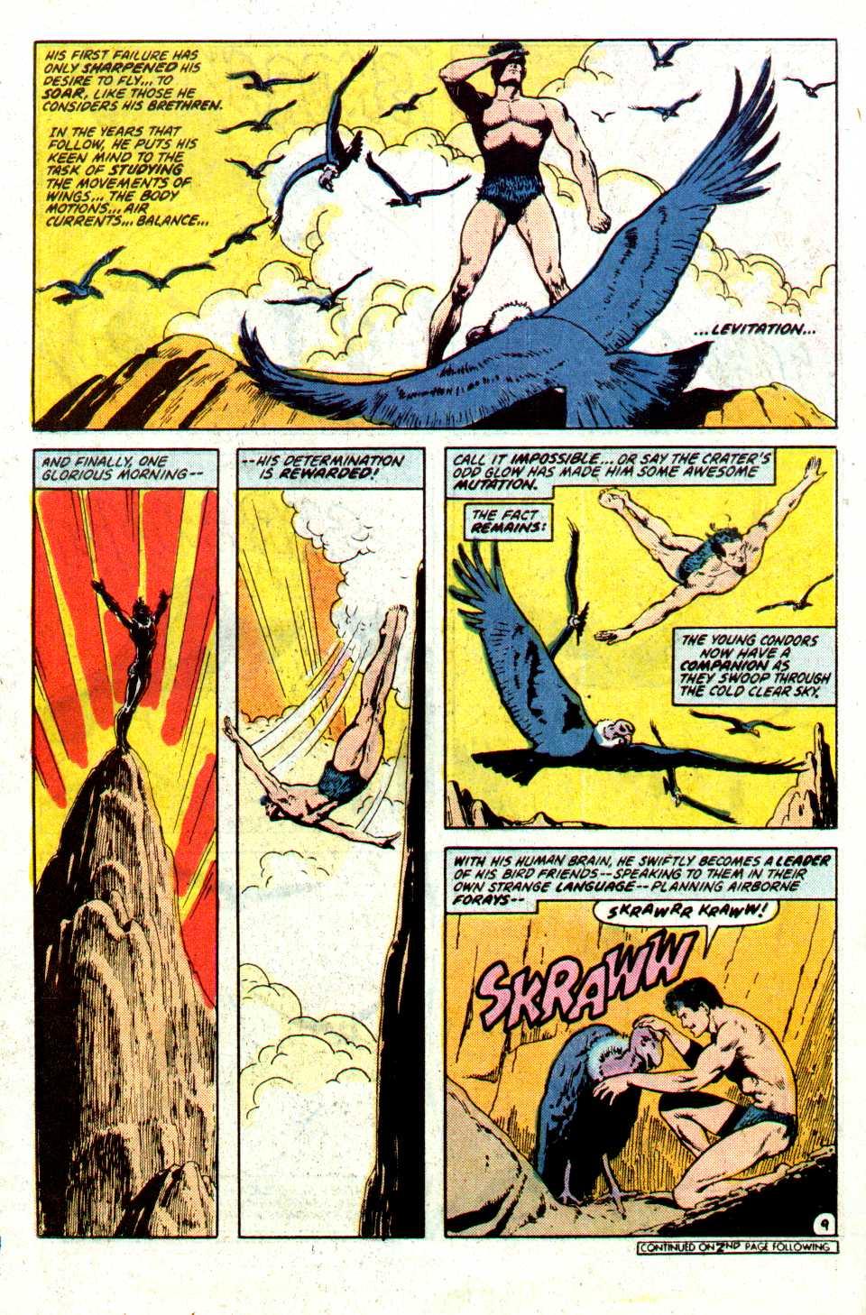 Read online Secret Origins (1986) comic -  Issue #21 - 32