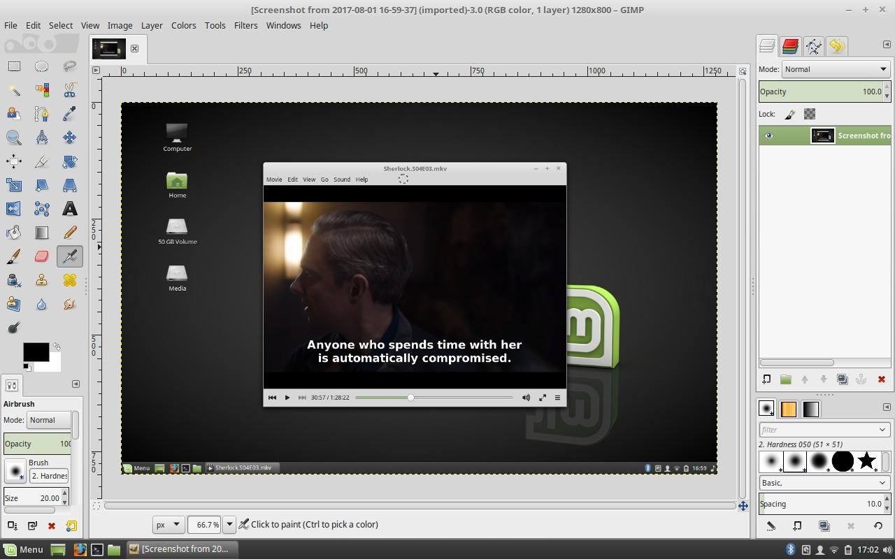 Linux Mint 18 2 Cinnamon Screenshots Distroscreens