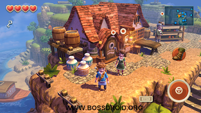 Download Oceanhorn Fulll Apk Mod Latest Version Unlimited Money Android Terbaru